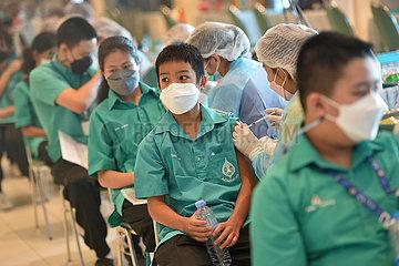 Thailand-Bangkok-Covid-19-Impfung