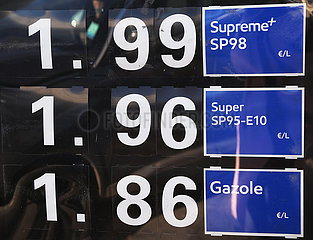 Frankreich-Paris-Energy-Preise-Inflationszulage