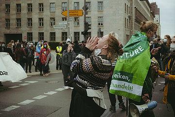 Ihr lasst uns keine Wahl: Zentraler Klimastreik in Berlin am 22.10.21