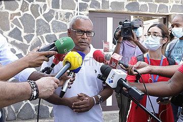 Cape Verde-Präsidentschaftswahl-Ergebnis