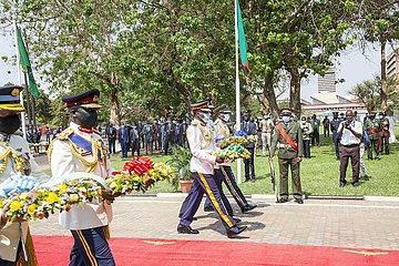 Sambia-Lusaka-Unabhängigkeitstag