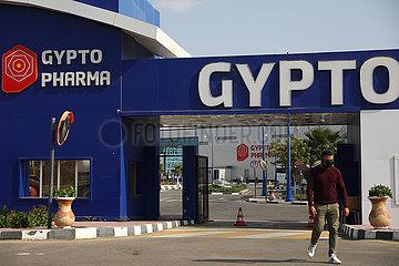 Ägypten-Qalyubia-Medizin-Stadt