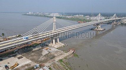 Bangladesch-Patuakhali-Payra-Bridge