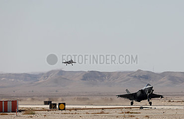 ISRAEL-BLUE FLAG-AIR COMBAT EXERCISE