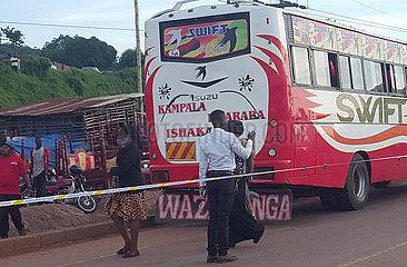 UGANDA-MPIGI-BUS-EXPLOSION