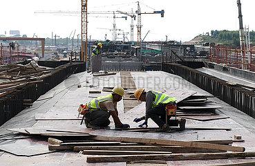 CHINA-GUANGXI-NANNING-RAILWAY STATION-CONSTRUCTION (CN)