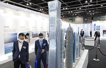 China-Hong Kong-Exhibition-Archetektur & Bau (CN)