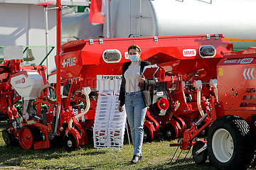 ROMANIA-BUCHAREST-INDAGRA AGRICULTURAL FAIR
