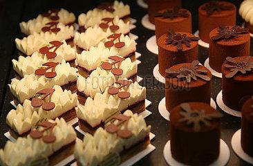 FRANCE-PARIS-CHOCOLATE FAIR